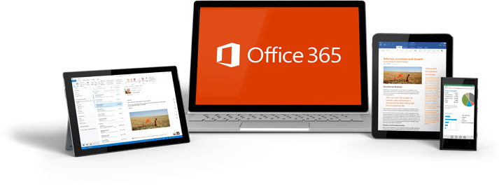 Office 365 for Business - Any Device, Anywhere